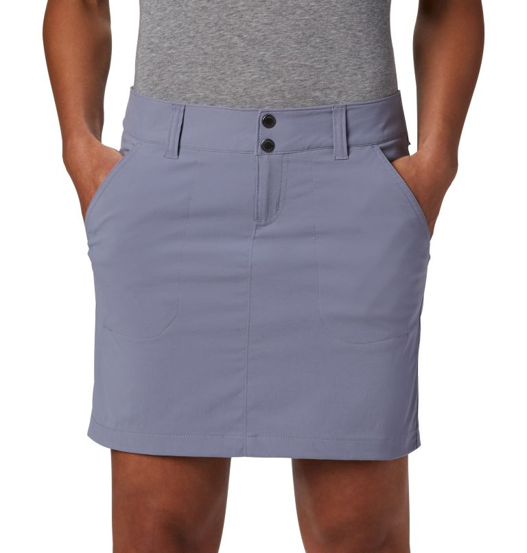 Saturday Trail™ Skort | 556 | 8 Jupe-Short Saturday Trail™ Femme, New Moon, a2