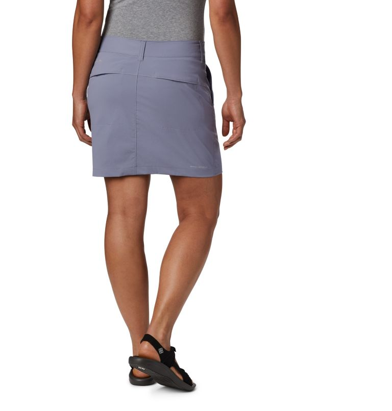 Saturday Trail™ Skort | 556 | 8 Jupe-Short Saturday Trail™ Femme, New Moon, back