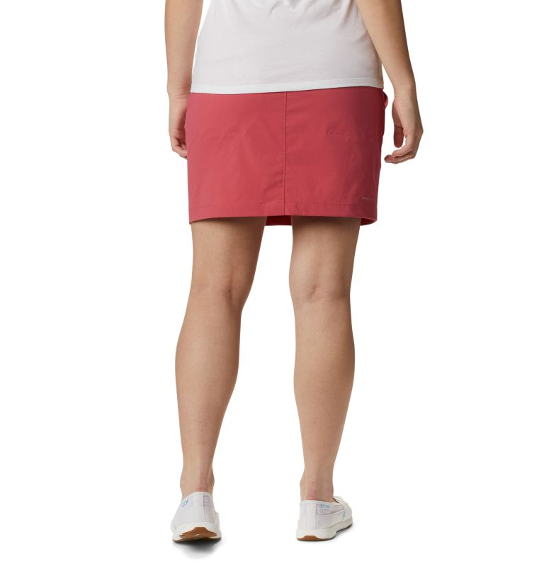 Saturday Trail™ Skort | 634 | 16 Jupe-Short Saturday Trail™ Femme, Rouge Pink, back