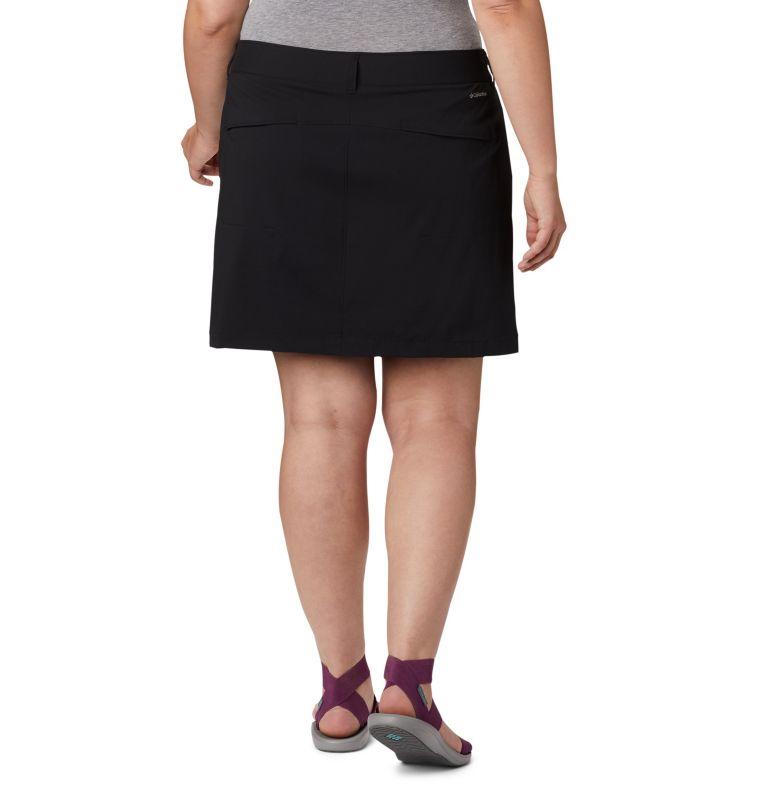 Saturday Trail™ Skort | 010 | 2X Women's Saturday Trail™ Skort – Plus Size, Black, back