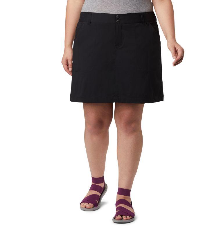 Saturday Trail™ Skort | 010 | 2X Women's Saturday Trail™ Skort – Plus Size, Black, front