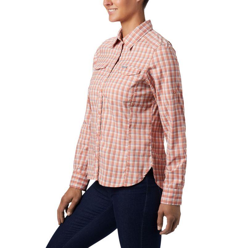 Women's Silver Ridge™ Lite Plaid Long Sleeve Shirt Women's Silver Ridge™ Lite Plaid Long Sleeve Shirt, a2
