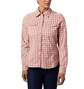 Women's Silver Ridge™ Lite Plaid Long Sleeve Shirt