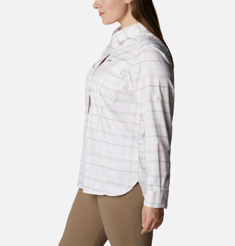 Women's Silver Ridge™ Lite Plaid Long Sleeve Shirt – Plus Size Women's Silver Ridge™ Lite Plaid Long Sleeve Shirt – Plus Size, a1