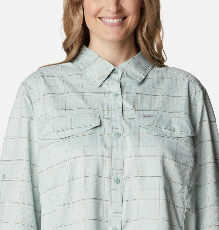 Women's Silver Ridge™ Lite Plaid Long Sleeve Shirt – Plus Size Women's Silver Ridge™ Lite Plaid Long Sleeve Shirt – Plus Size, a2