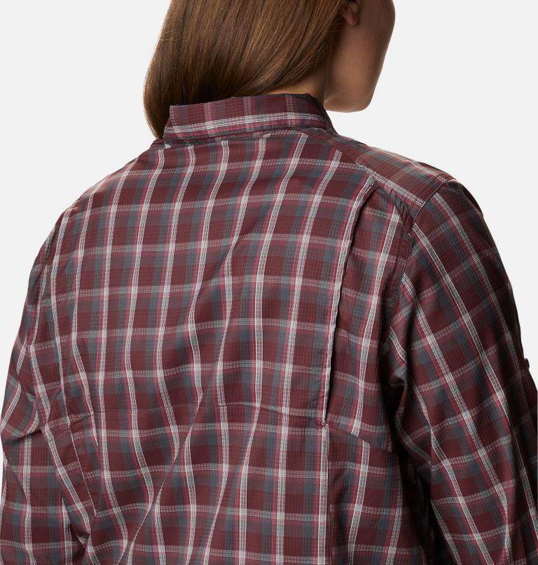 Women's Silver Ridge™ Lite Plaid Long Sleeve Shirt – Plus Size Women's Silver Ridge™ Lite Plaid Long Sleeve Shirt – Plus Size, a3