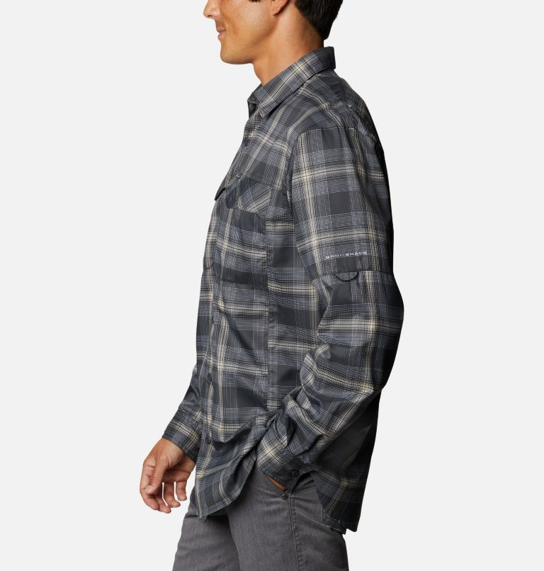 Men's Silver Ridge Lite Plaid™ Long Sleeve Men's Silver Ridge Lite Plaid™ Long Sleeve, a1