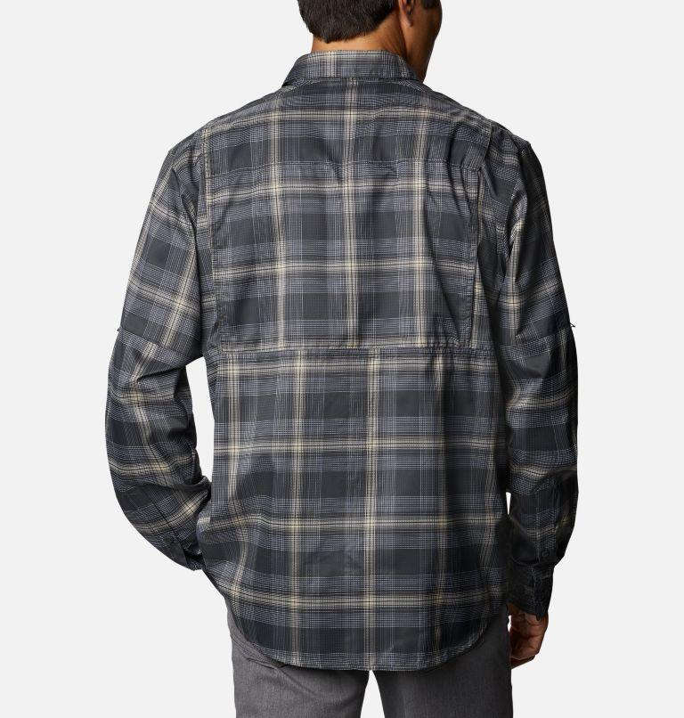 Men's Silver Ridge Lite Plaid™ Long Sleeve Men's Silver Ridge Lite Plaid™ Long Sleeve, back