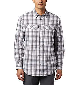 Men's Silver Ridge Lite Plaid™ Long Sleeve