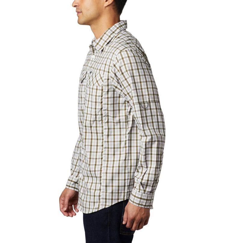 Men's Silver Ridge Lite Plaid™ Long Sleeve Men's Silver Ridge Lite Plaid™ Long Sleeve, a1