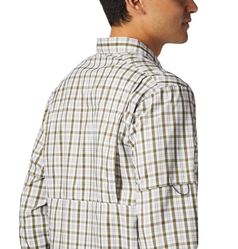 Men's Silver Ridge Lite Plaid™ Long Sleeve Men's Silver Ridge Lite Plaid™ Long Sleeve, a3