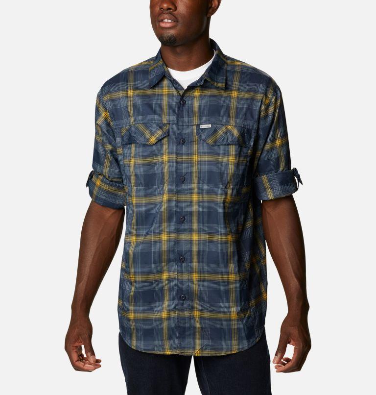 Men's Silver Ridge Lite Plaid™ Long Sleeve Men's Silver Ridge Lite Plaid™ Long Sleeve, a4