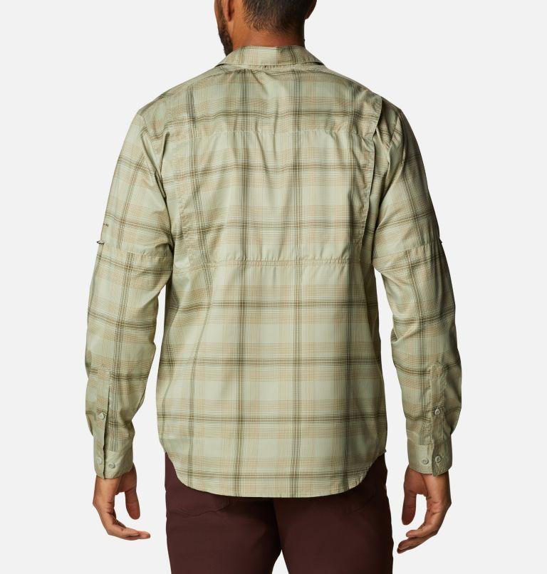 Men's Silver Ridge Lite Plaid™ Shirt Men's Silver Ridge Lite Plaid™ Shirt, back