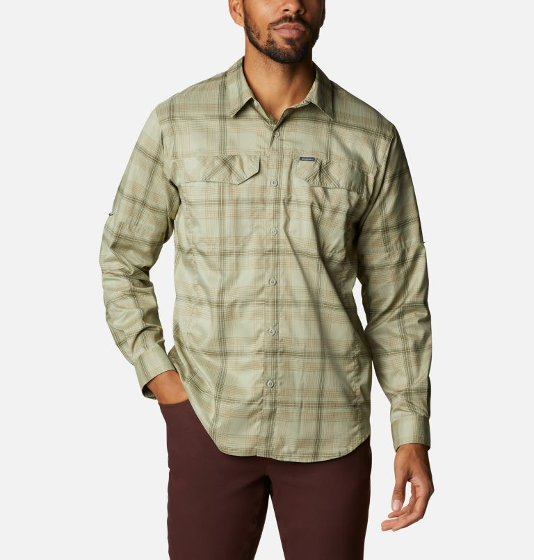 Men's Silver Ridge Lite Plaid™ Shirt Men's Silver Ridge Lite Plaid™ Shirt, front
