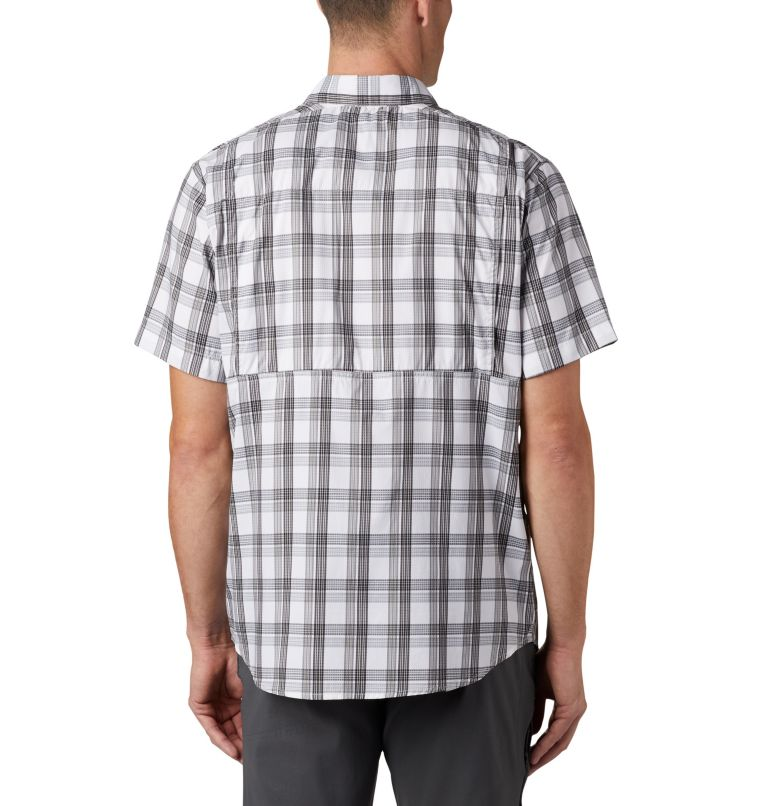 Men's Silver Ridge Lite Plaid™ Short Sleeve Men's Silver Ridge Lite Plaid™ Short Sleeve, back