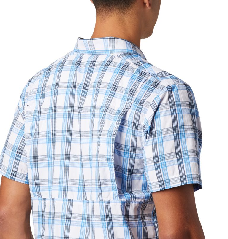 Men's Silver Ridge Lite Plaid™ Short Sleeve Men's Silver Ridge Lite Plaid™ Short Sleeve, a3