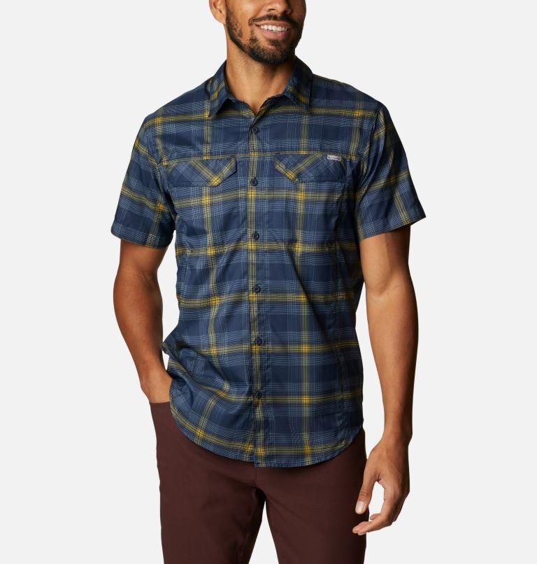 Men's Silver Ridge Lite Plaid™ Short Sleeve – Big Men's Silver Ridge Lite Plaid™ Short Sleeve – Big, front