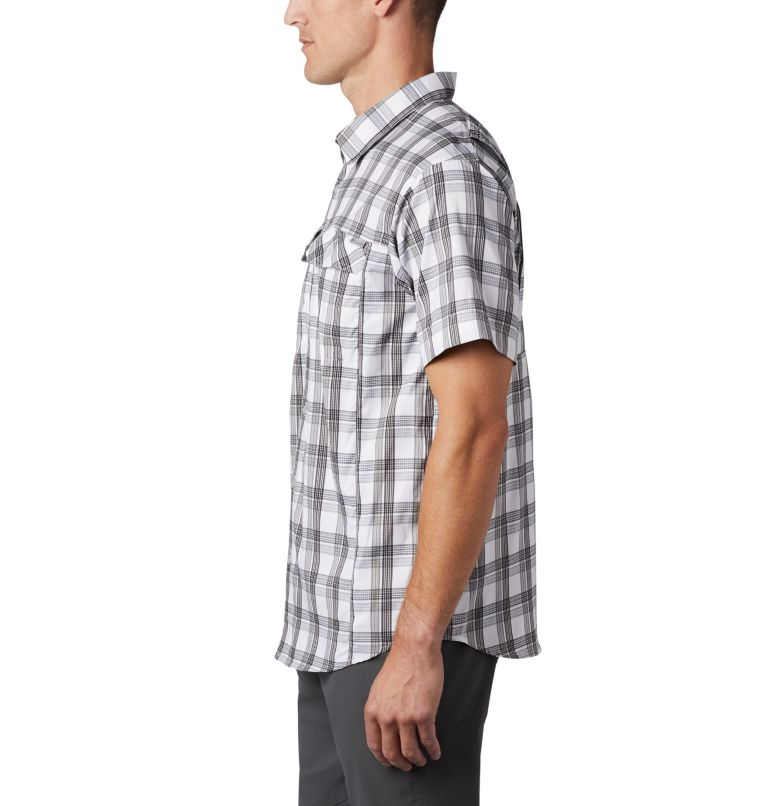 Men's Silver Ridge Lite Plaid™ Short Sleeve – Tall Men's Silver Ridge Lite Plaid™ Short Sleeve – Tall, a1