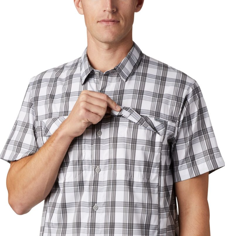 Men's Silver Ridge Lite Plaid™ Short Sleeve – Tall Men's Silver Ridge Lite Plaid™ Short Sleeve – Tall, a3