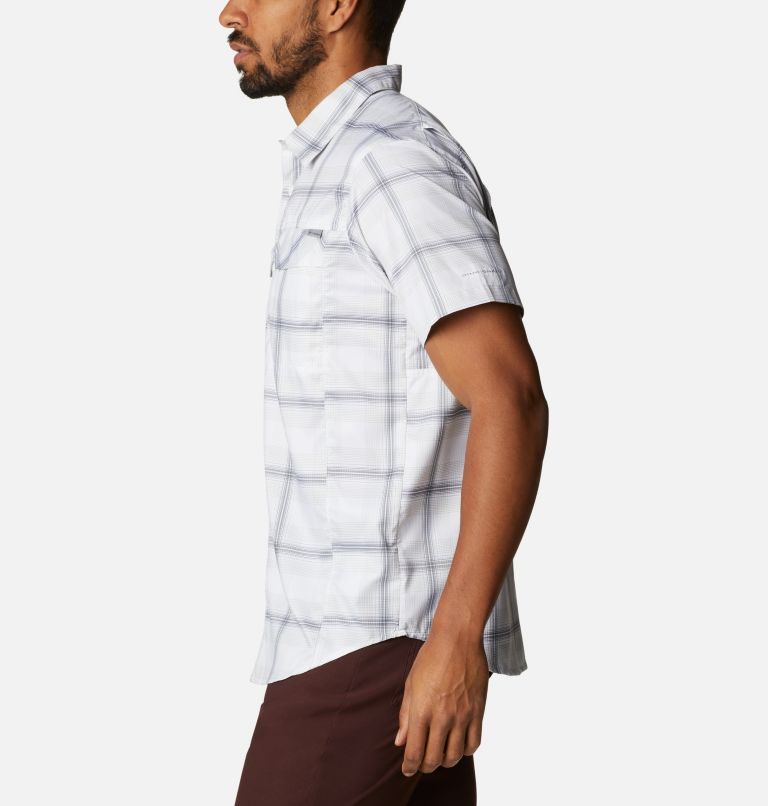 Chemise à manches courtes Silver Ridge Lite Plaid™ pour homme - Grandes tailles Chemise à manches courtes Silver Ridge Lite Plaid™ pour homme - Grandes tailles, a1