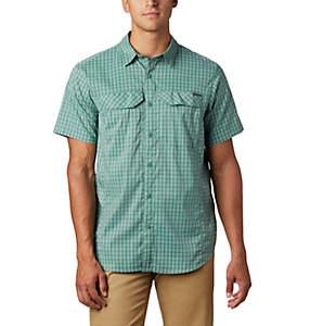 Men's Silver Ridge Lite Plaid™ Short Sleeve – Tall