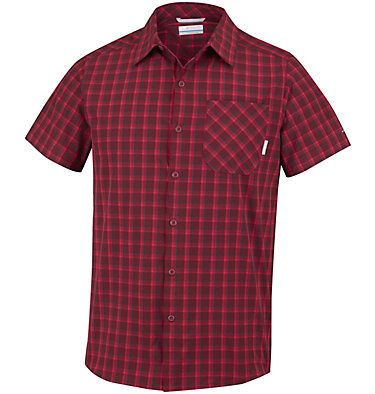 Triple Canyon™ Short Sleeve Sh Triple Canyon™ Short Sleeve Sh | 615 | M, Tapestry Plaid, front