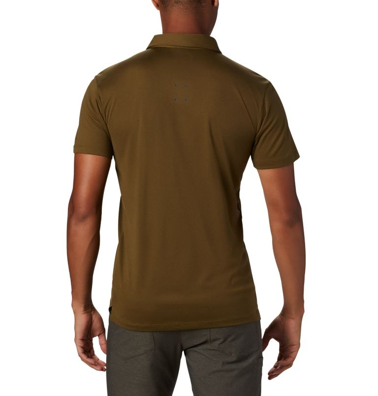 Polo Technique Triple Canyon™ Homme Polo Technique Triple Canyon™ Homme, back