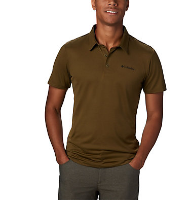 Triple Canyon™ Tech Polo Triple Canyon™ Tech Polo | 040 | L, New Olive, front