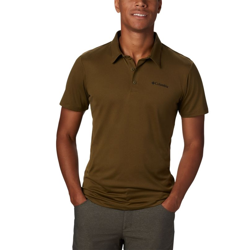 Polo Technique Triple Canyon™ Homme Polo Technique Triple Canyon™ Homme, front