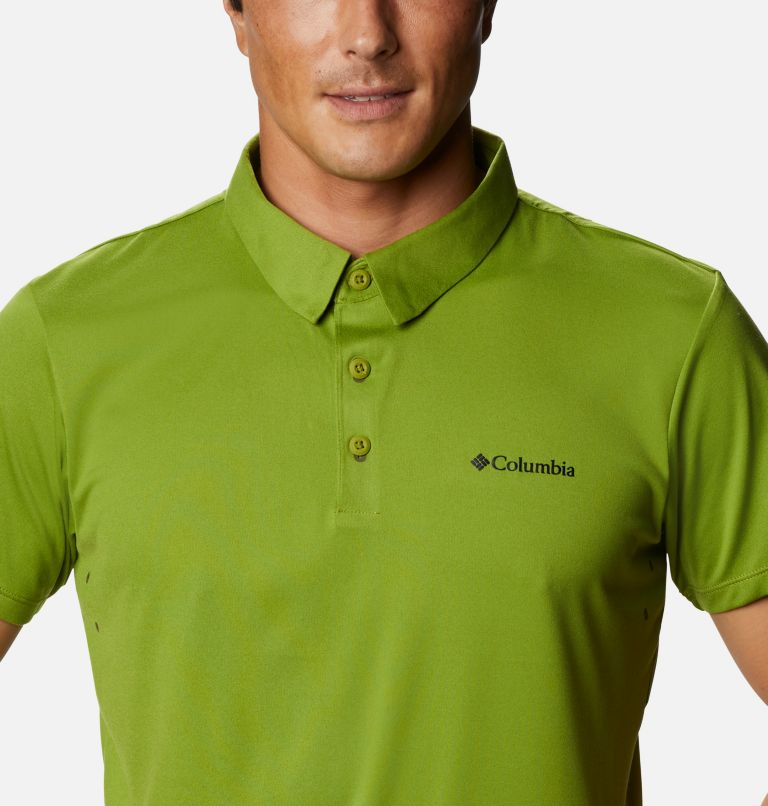 Triple Canyon™ Tech Polo | 352 | M Triple Canyon™ Tech Polo, Matcha, a2
