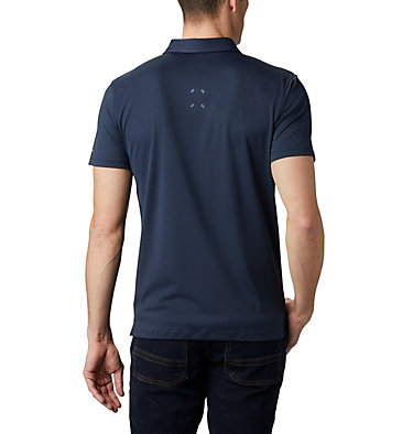 Triple Canyon™ Tech Polo Triple Canyon™ Tech Polo | 040 | L, Collegiate Navy, back