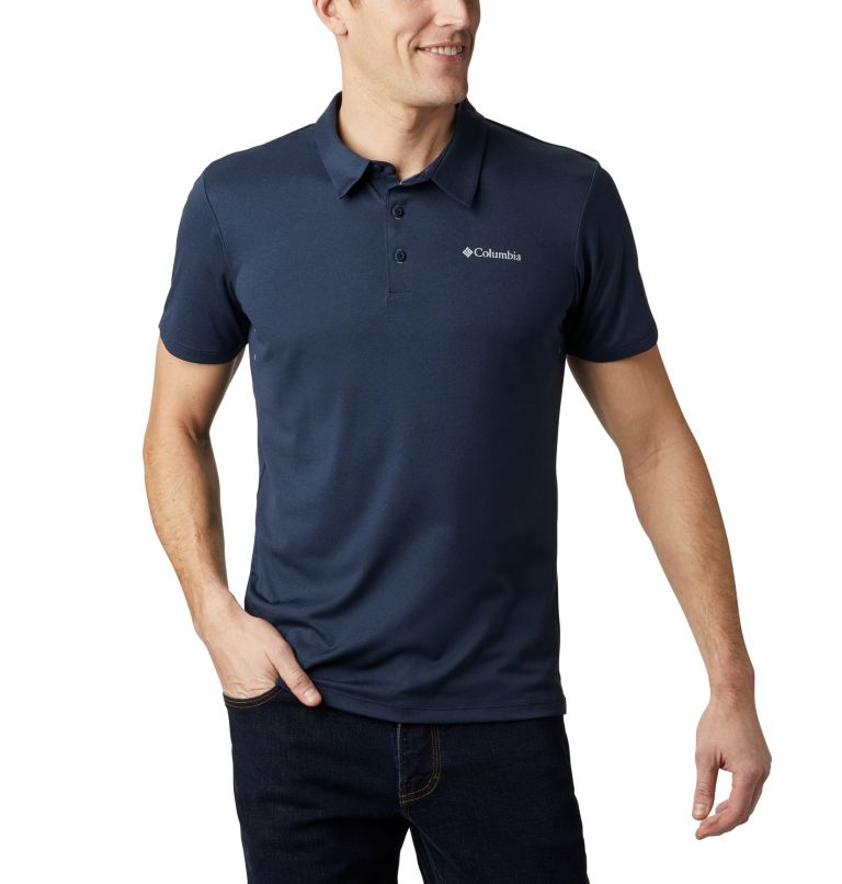 Triple Canyon™ Tech Polo | 464 | XXL Triple Canyon™ Tech Polo, Collegiate Navy, front