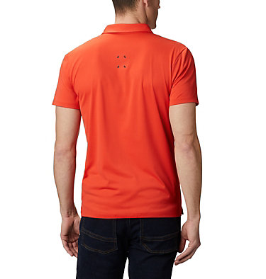 Triple Canyon™ Tech Polo Triple Canyon™ Tech Polo | 040 | L, Wildfire, back