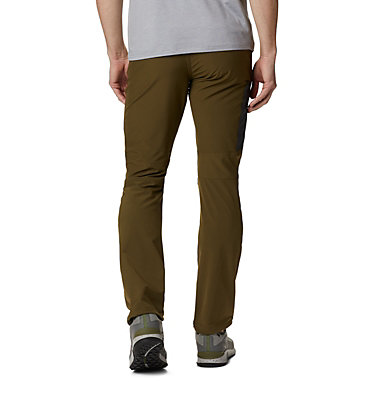 Pantaloni Triple Canyon™ da uomo Triple Canyon™ Pant | 010 | 28, New Olive, Shark, back