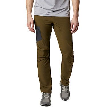 Pantaloni Triple Canyon™ da uomo Triple Canyon™ Pant | 010 | 28, New Olive, Shark, front