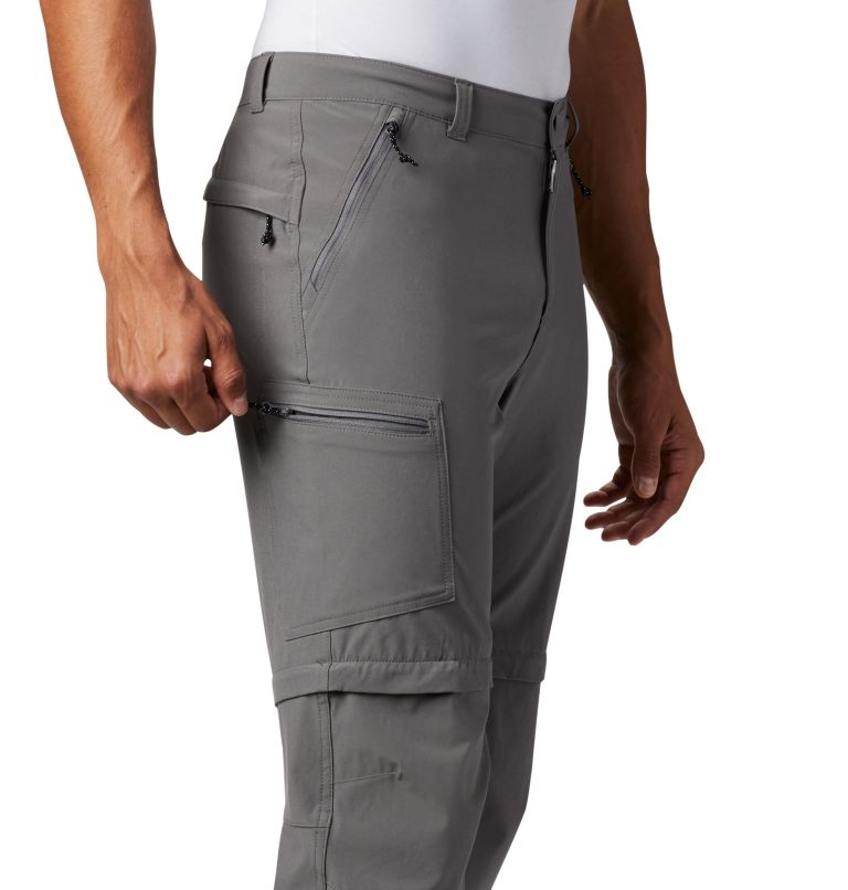 Triple Canyon™ Convertible Pant | 023 | 30 Men's Triple Canyon™ Convertible Trousers, City Grey, a1