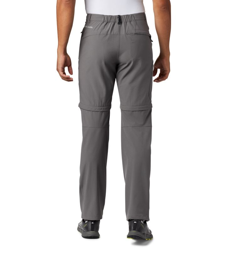 Triple Canyon™ Convertible Pant | 023 | 30 Men's Triple Canyon™ Convertible Trousers, City Grey, back