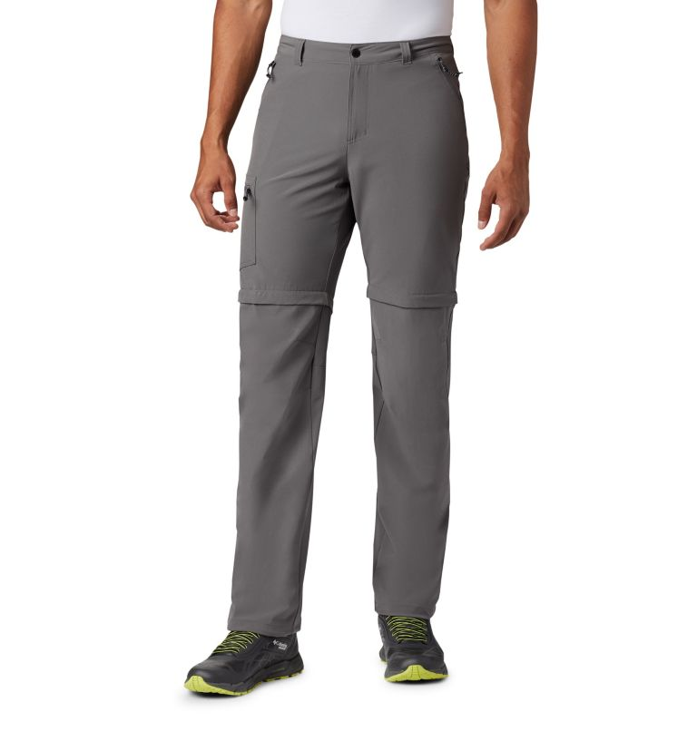Triple Canyon™ Convertible Pant | 023 | 30 Men's Triple Canyon™ Convertible Trousers, City Grey, front