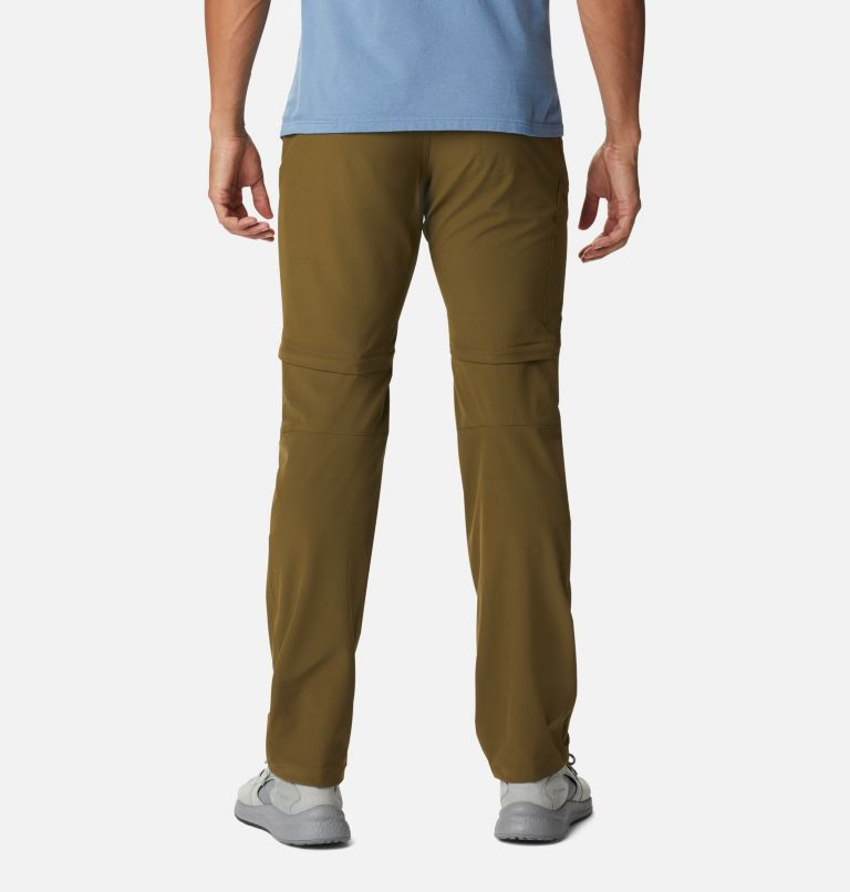 Triple Canyon™ Convertible Pant | 327 | 30 Men's Triple Canyon™ Convertible Trousers, New Olive, back