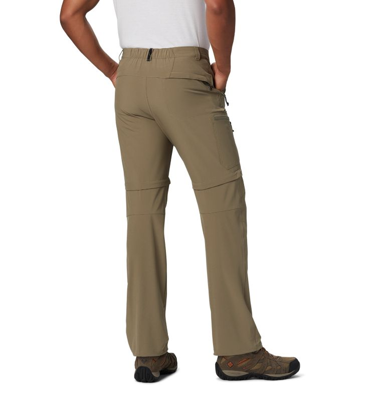 Triple Canyon™ Convertible Pant | 365 | 38 Men's Triple Canyon™ Convertible Trousers, Sage, back