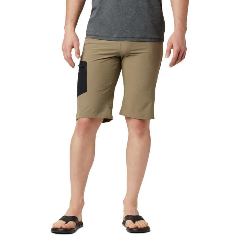 Triple Canyon™ Short | 365 | 52 Men's Triple Canyon™ Shorts - Plus Size, Sage, Black, front