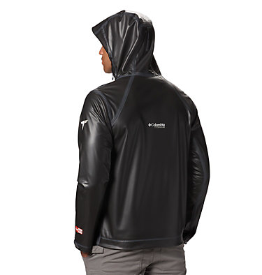 Men's OutDry™ Ex Stretch Hooded Shell OutDry Ex™ Stretch Hooded Shel | 010 | L, Black, back