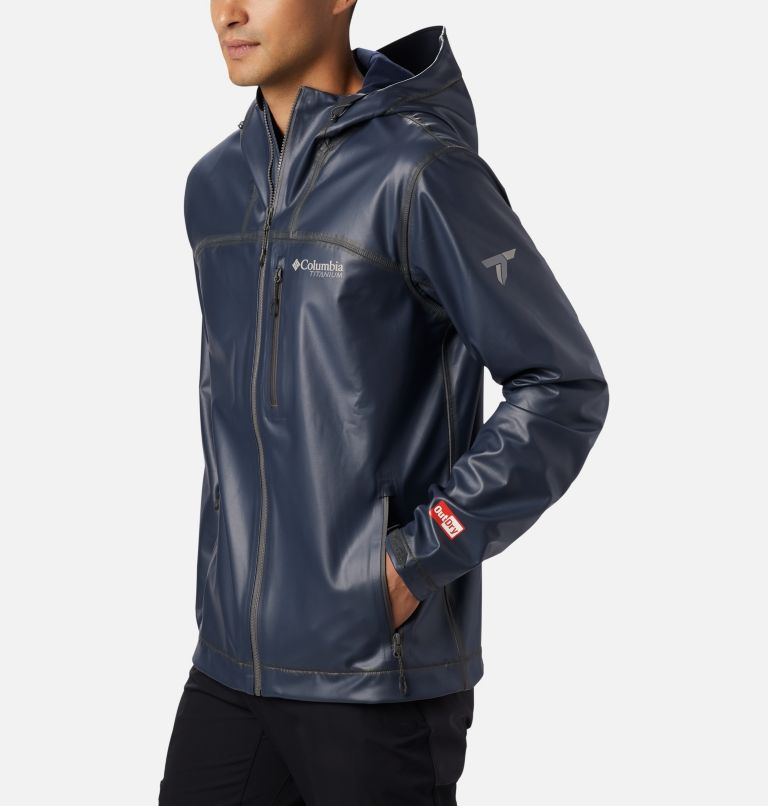 Men's OutDry™ Ex Stretch Hooded Shell Men's OutDry™ Ex Stretch Hooded Shell, a1