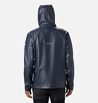 Men's OutDry™ Ex Stretch Hooded Shell OutDry Ex™ Stretch Hooded Shel | 010 | L, Collegiate Navy, back