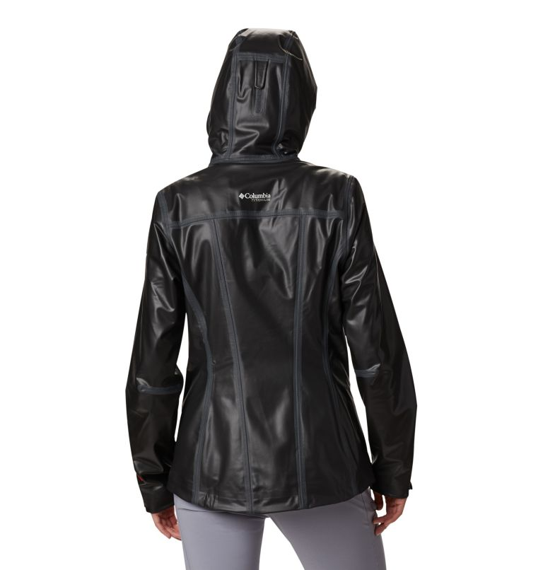 Women's OutDry Ex™ Stretch Hooded Shell Women's OutDry Ex™ Stretch Hooded Shell, back