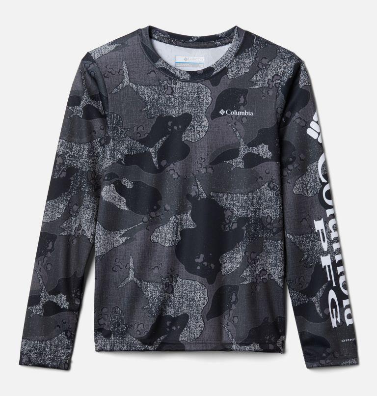 Kids' PFG Super Terminal Tackle™ Long Sleeve Shirt Kids' PFG Super Terminal Tackle™ Long Sleeve Shirt, front