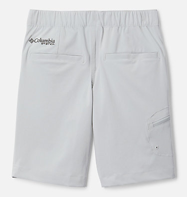 Boys' PFG Terminal Tackle™ Shorts Terminal Tackle™ Short | 022 | L, Cool Grey, back