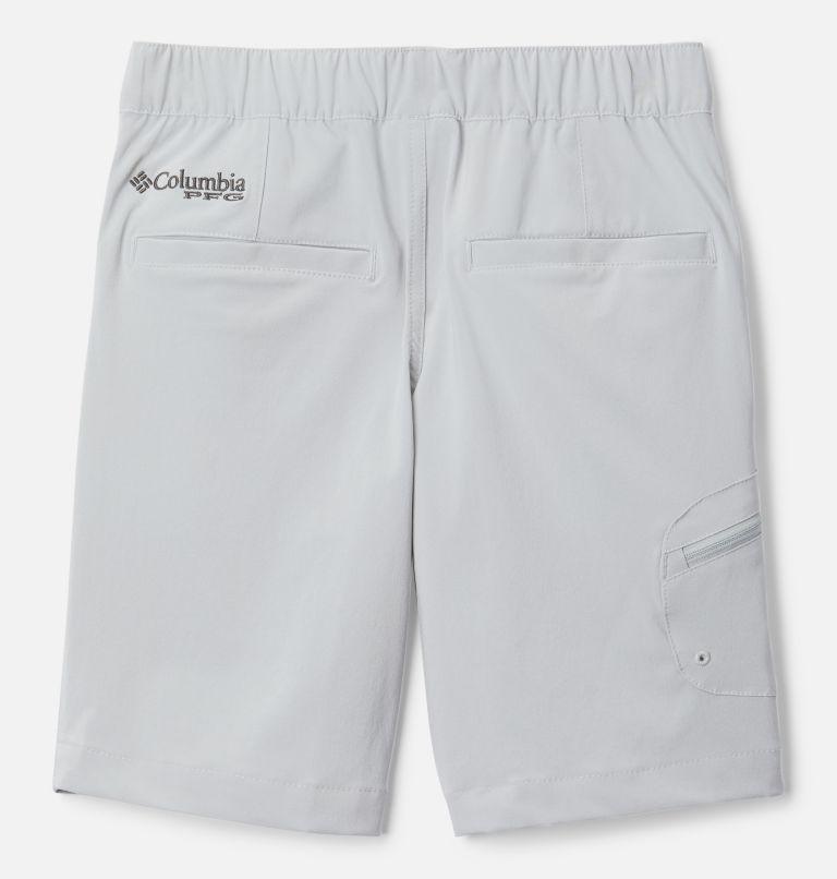Terminal Tackle™ Short | 022 | XS Boys' PFG Terminal Tackle™ Shorts, Cool Grey, back