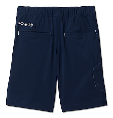Boys' PFG Terminal Tackle™ Shorts Terminal Tackle™ Short | 022 | L, Collegiate Navy, back
