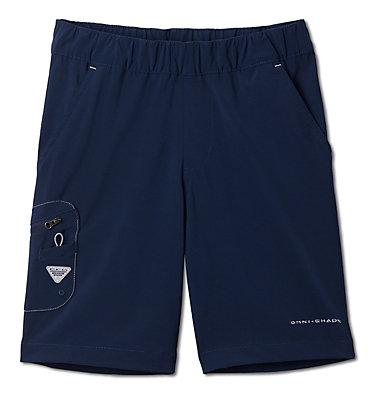 Boys' PFG Terminal Tackle™ Shorts Terminal Tackle™ Short | 022 | L, Collegiate Navy, front